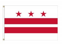 Nylon District of Columbia Flags