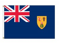Turks & Caicos Nylon Flags
