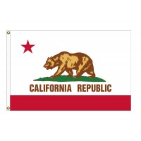 Poly-Max California State Flags
