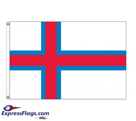 Faroe Islands Nylon FlagsFRO-NYL