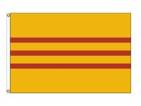 South Vietnam Nylon Flags