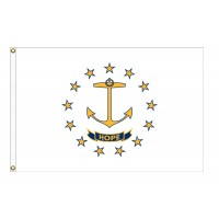 Nylon Rhode Island State Flags
