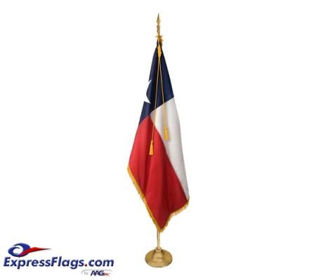 4  x 6  Deluxe Indoor State Flag SetMSF46