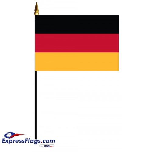 Germany Mounted Flags