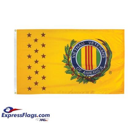 Vietnam War Veterans Commemorative Flags - 3  x 5070240