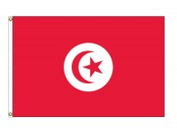 Tunisia Nylon Flags (UN Member)