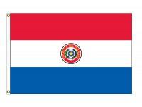 Paraguay Nylon Flags (UN, OAS Member)