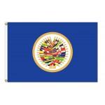 OAS Nylon Flags ( Organization of American States )