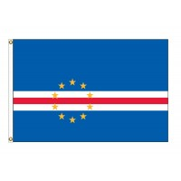 Cape Verde Nylon Flags  (UN Member)