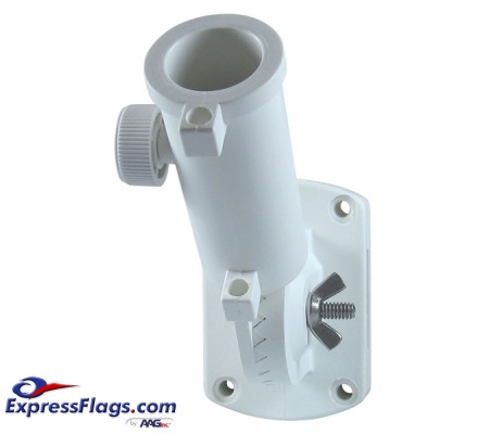 Ultimate Adjustable Nylon Bracket - White310045
