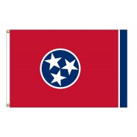 Nylon Tennessee State Flags