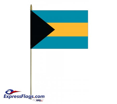 Bahamas Mounted Flags030350