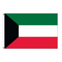 Kuwait Nylon Flags (UN Member)
