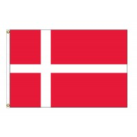 Denmark Nylon Flags - (UN Member)