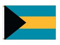 Bahamas Nylon Flags - (UN, OAS Member)