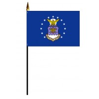 Air Force Flags - Stick Mounted