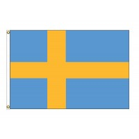 Sweden Nylon Flags (UN Member)