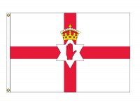 Northern Ireland Nylon Flags - 3' x 5'