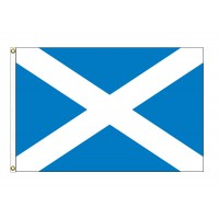 Scotland Cross Nylon Flags