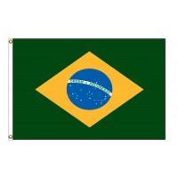 Brazil Nylon Flags (UN, OAS Member)