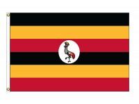 Uganda Nylon Flags  (UN Member)