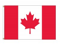 Canada Nylon Flags - (UN, OAS Member)
