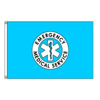 EMS Flag - 3' x 5' Endura-Nylon