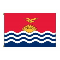 Kiribati Nylon Flags (UN Member)