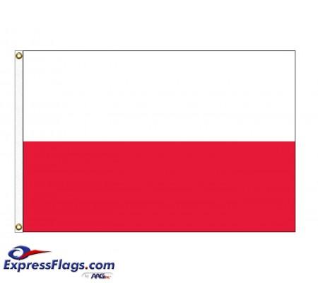 Poland Nylon Flags (UN Member)POL-NYL