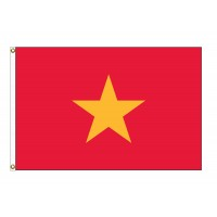 Vietnam Nylon Flags (UN Member)