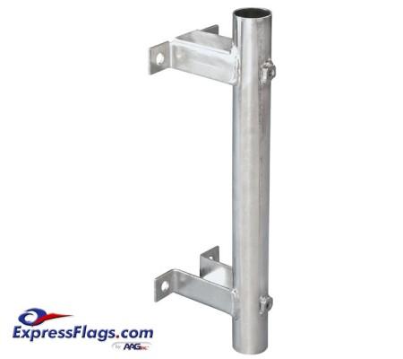 Aluminum Pole Wall Mount460123