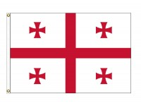 Georgia Republic Nylon Flags (UN Member)
