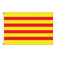 Catalonia Nylon Flags