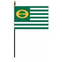 Ecology Mounted Flags - 4in x 6in