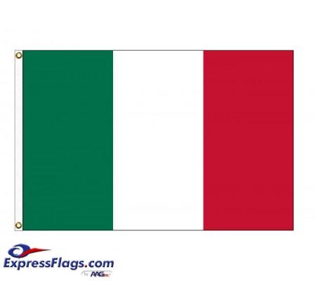 Italy Nylon Flags (UN Member)ITA-NYL