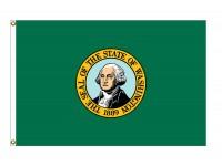Nylon Washington State Flags