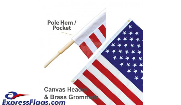 Do you know the difference between a flag and a banner?