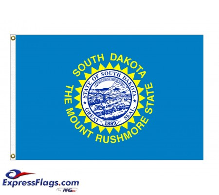 Poly-Max South Dakota State FlagsSD-PM