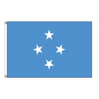 Micronesia Nylon Flags (UN Member)