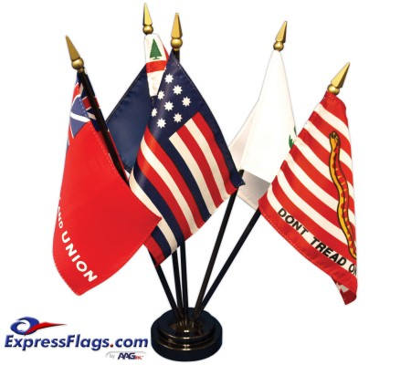 Set #4 - Historical American Tabletop Set060733