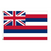 Nylon Hawaii State Flags