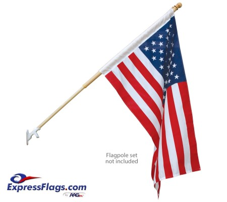 ENDURA-PC American Flags - Poly-CottonEPC-USF