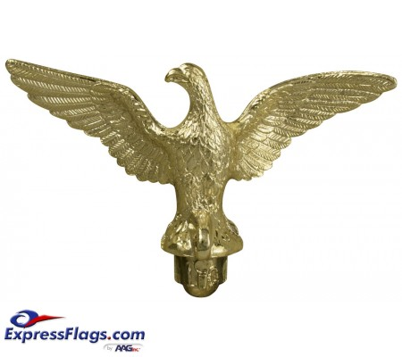 Metal Slip-Fit Eagle Ornaments050030