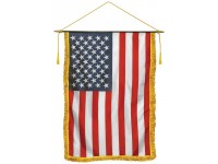 Classroom Banner American Flag