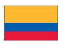 Colombia Nylon Flags  (UN, OAS Member)