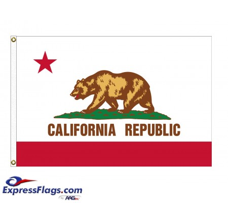 Poly-Max California State FlagsCA-PM