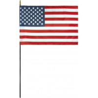 Endura-Gloss U.S. Stick Flags - Made in USA