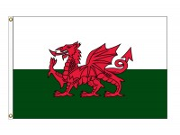 Wales Nylon Flags