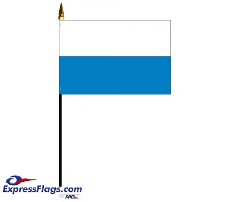 San Marino Mounted Flags (No Seal) - 4in x 6in033572