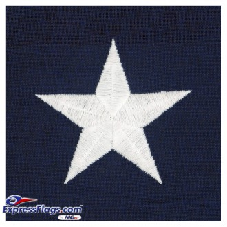 ENDURA-TEX Cotton American FlagsET-USF